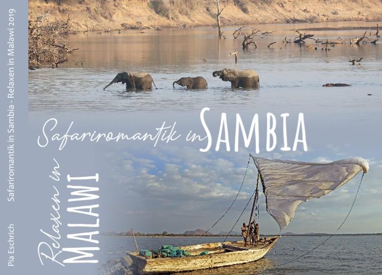 Safariromantik in Sambia, Relaxen in Malawi