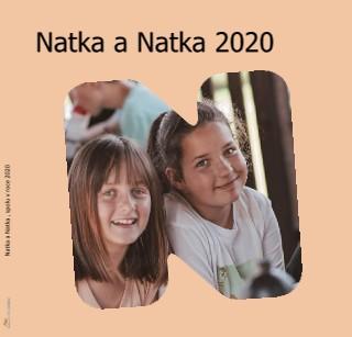 Natka a Natka , spolu v roce 2020 - Zobrazit knihu