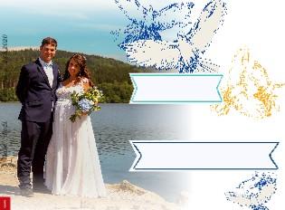Naše Boží Svatba 28.8.2020 - Zobrazit knihu