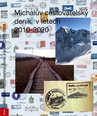 Michalův cestovatelský deník v letech 2010-2020 - Zobrazit knihu