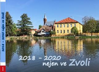 2018 - 2020 nejen ve Zvoli - Zobrazit knihu