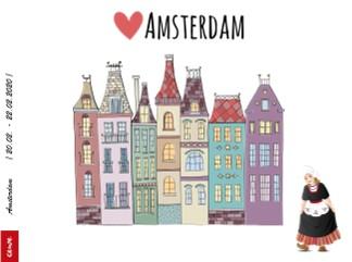 Amsterdam / 20.02. - 22.02.2020 / - Zobrazit knihu