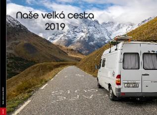 Naše velká cesta 2019 - Zobrazit knihu