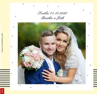 Svatba 31.10.2020 Beatka a Jiřík - Zobrazit knihu