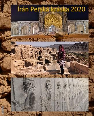 Íran září - říjen 2020 - Zobrazit knihu