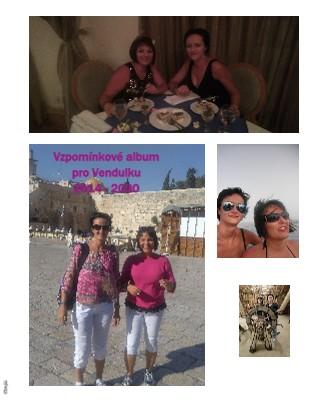 Vzpomínkové album pro Vendulku 2014-2020 - Zobrazit knihu