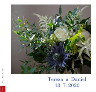 Tereza a Daniel 18. 7. 2020 - Zobrazit knihu