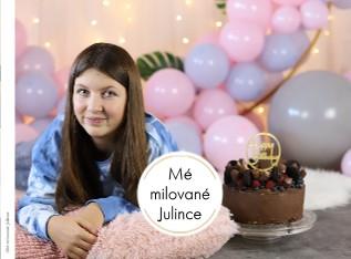 Mé milované Julince - Zobrazit knihu