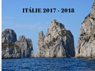 ITÁLIE 2017 - 2018 - Zobrazit knihu