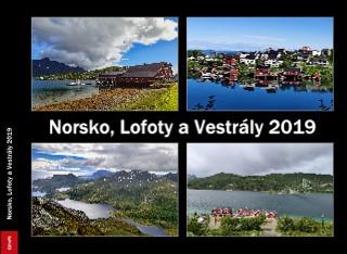Norsko, Lofoty a Vestrály 2019 - Zobrazit knihu