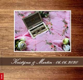Kristýna & Martin - 06.06.2020 - Zobrazit knihu