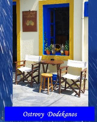 Ostrovy Dodekanos - Zobrazit knihu