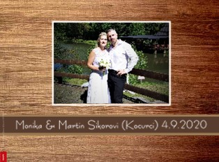 Monika & Martin Sikorovi (Kocurci) 4.9.2020 - Zobrazit knihu
