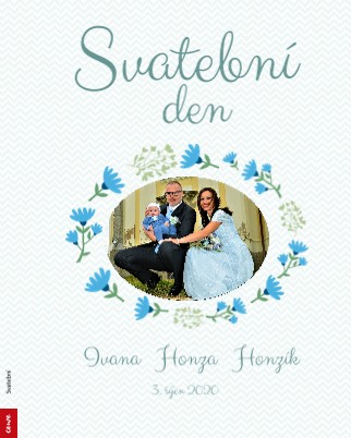 Svatební - Zobrazit knihu