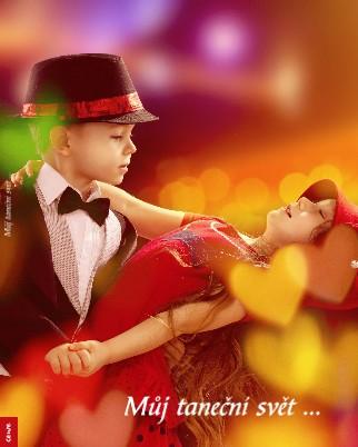 Můj taneční svět ... - Zobrazit knihu