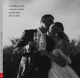 Náš svadobný deň - Patrícia & Ľudovít - 17.09.2020 - Zobrazit knihu
