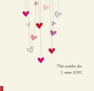 Náš svatební den 5. srpna 2020 - Zobrazit knihu