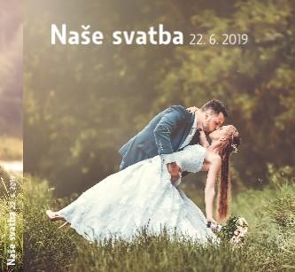 Naše svatba - Zobrazit knihu