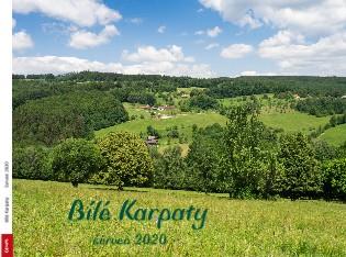 Bílé Karpaty červen 2020 - Zobrazit knihu