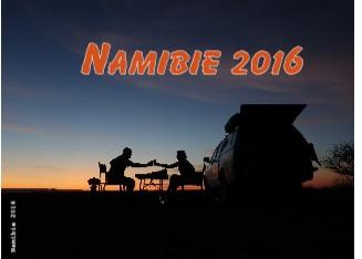 Namibie 2016 - Zobrazit knihu
