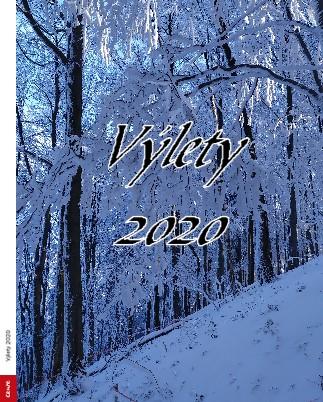 Výlety 2020 - Zobrazit knihu