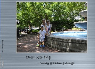 Our US trip 2019 - Zobrazit knihu