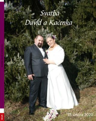 Svatba David a Kačenka - Zobrazit knihu