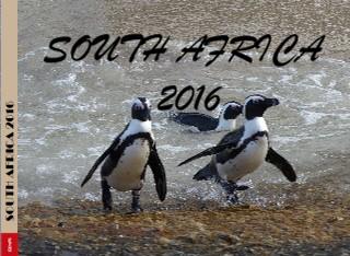SOUTH AFRICA 2016 - Zobrazit knihu