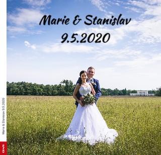 Marie & Stanislav 9.5.2020 - Zobrazit knihu