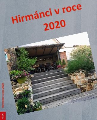 Hirmánci v roce 2020 - Zobrazit knihu