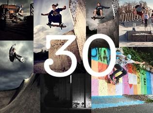 30 - Skateboarding - Zobrazit knihu