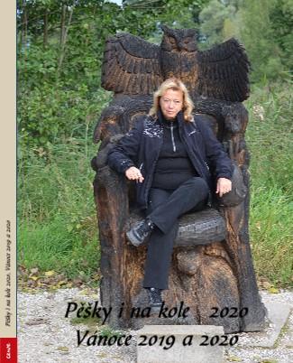 Pěšky i na kole 2020, Vánoce 2019 a 2020 - Zobrazit knihu