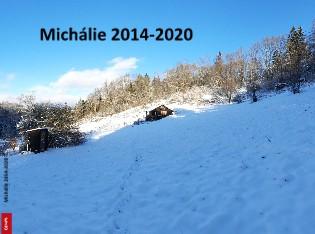Michálie 2014-2020 - Zobrazit knihu