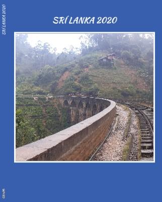 SRÍ LANKA 2020 - Zobrazit knihu