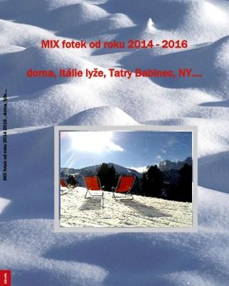 MIX fotek od roku 2014-2016 - Zobrazit knihu
