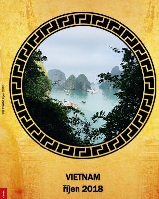 Vietnam, říjen 2018 - Zobrazit knihu