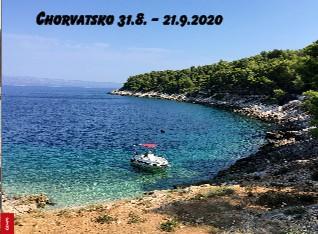 Chorvatsko 2020 - Zobrazit knihu