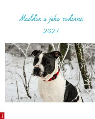 Maddox náš pes - Zobrazit knihu