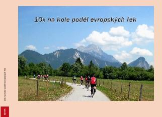 10x na kole podél evropských řek - Zobrazit knihu