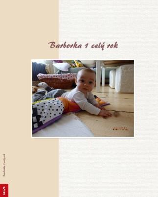 Barborka 1 celý rok - Zobrazit knihu