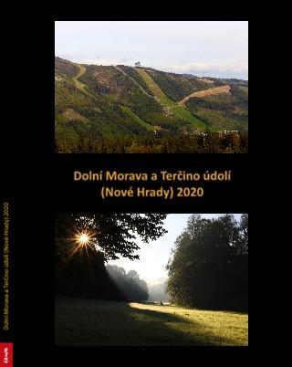 Dolní Morava a Terčino údolí (Nové Hrady) 2020 - Zobrazit knihu