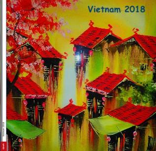 Vietnam 2018 - Zobrazit knihu