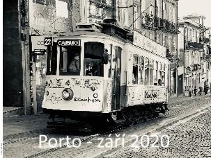 Porto - září 2020 - Zobrazit knihu