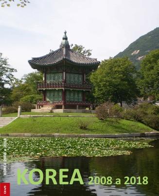 KOREA 2008 a 2018 - Zobrazit knihu