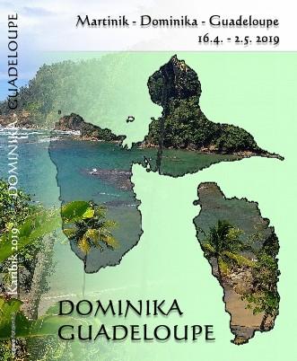 Karibik 2019 - DOMINIKA - GUADELOUPE - Zobrazit knihu