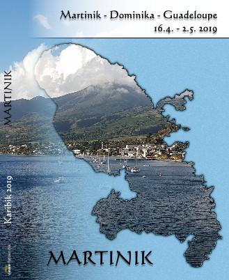 Karibik 2019 - MARTINIK - Zobrazit knihu