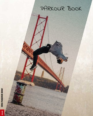Parkour book - Zobrazit knihu