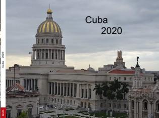 Cuba 2020 - Zobrazit knihu