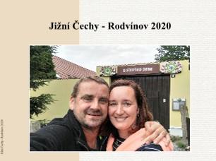 Jižní Čechy - Rodvínov 2020 - Zobrazit knihu