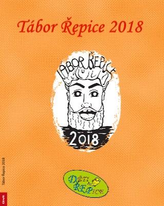 Tábor Řepice 2018 - Zobrazit knihu